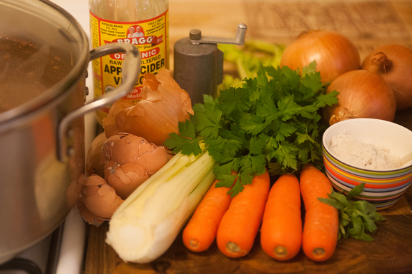 Stock Ingredients